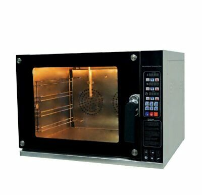 Electric Convection Combi Oven - YXD-4A-C