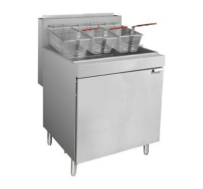 RC500ELPG - Superfast LPG Gas Tube Fryer