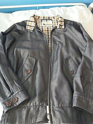 75fea028f AQUASCUTUM HARRINGTON JACKET