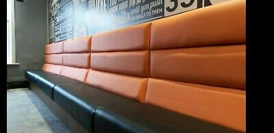 Fixed Bench Booth Seating,pubs,clubs,restaurants (£200 per meter)