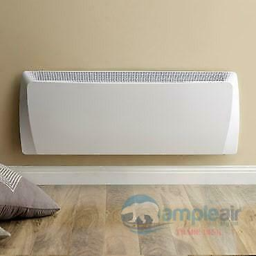 Rinnai 2200w Electric Panel Heater (Curved Design)