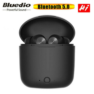 Bluedio Hi wireless bluetooth earphone for phone stereo sport earbuds headset rf