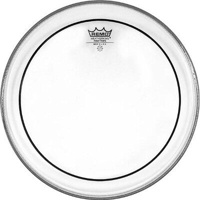 "Remo PS031200 12"" Pinstripe Clear Tom Tom/Snare Drum Head"