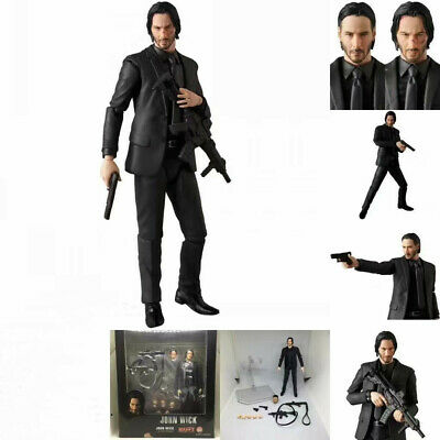 New Mafex No.070 John Wick Chapter 3 - Parabellum Action Figure Boxed