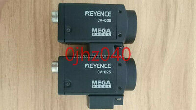 1PC used KEYENCE CV-025 Industrial camera