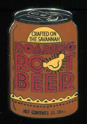 Delicious Drinks Soda Cans Mystery Roaring Root Beer Disney Pin