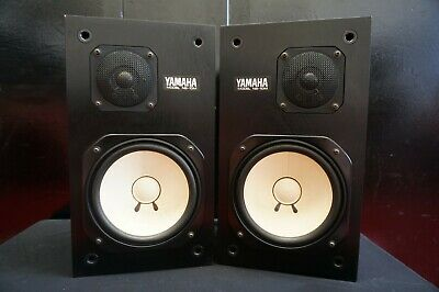 Yamaha NS-10M Pair Classic Studio Monitor Speaker Matched Pair
