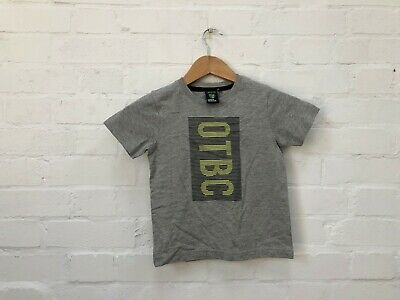 BOYS 4 5 Years Official NORWICH CITY Cotton T Shirt Kids Football Top Grey NT13