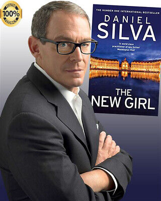 """ The NEW GIRL "" by Daniel Silva,⚡ 🔥 Instant Delivery 🔥⚡"