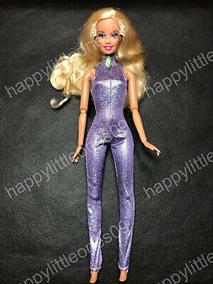Barbie Doll Shiny Party Casual Evening Overall/Dress/Clothes/Outfit/Pants New