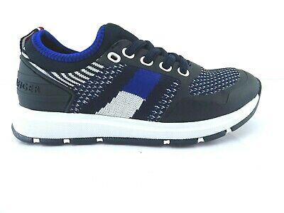 the latest 10392 60645 TOMMY HILFIGER KINDER Schuhe Kid Low Cut Lace-Up Sneaker Sportschuh Jungs  Gr. 31
