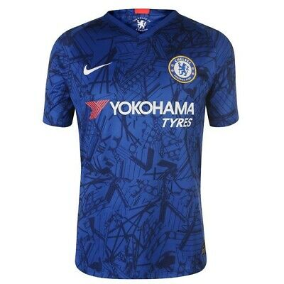Chelsea Home Shirt 2019/2020. Size Large (L)