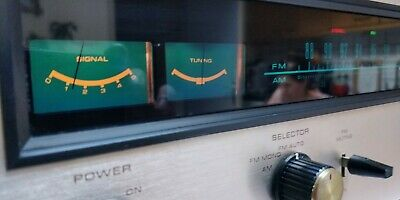 Pioneer TX-600 AM/FM Stereo Tuner (1972)