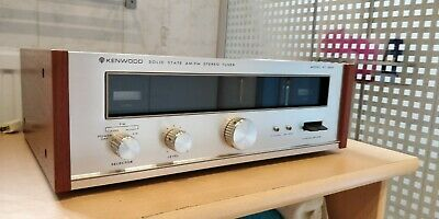 Kenwood KT-5000 Solid-State AM/FM Stereo Tuner (1970-71)