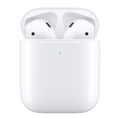 Apple Airpods 2nd Generation with Wireless Charging Case MRXJ2AM/A-100%OEM