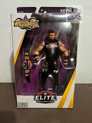 WWE Wrestlemania Elite Collection Mattel FMH79 Neu Ovp Kevin Owens Figur