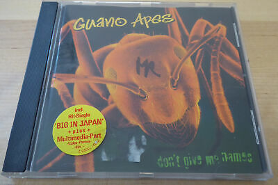 Guano Apes - Dont Give Me Names - NM (CD)