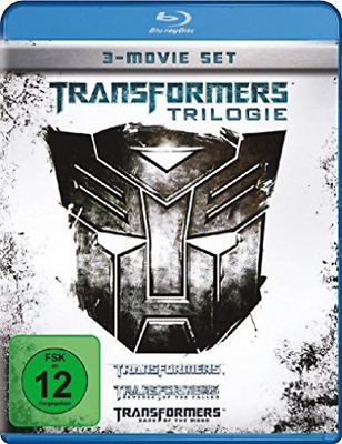 Transformers 1-3 Amaray - (German Import) Blu-Ray Nuevo