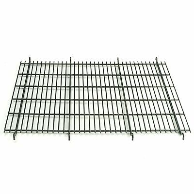 Dog Cage Floor Grate in Black 36-Inch