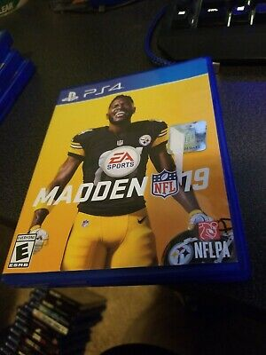 Madden NFL 19 PS4 (Pre-owned)