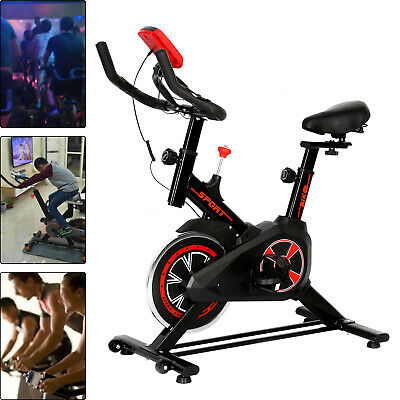 Sports Spin Bike Aerobic Exercise Indoor Training Fitness Gym Spinning New