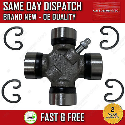 UNIVERSAL JOINT fits NISSAN NAVARA D40 2005-2015 NEW REAR PROPSHAFT UJ NEW