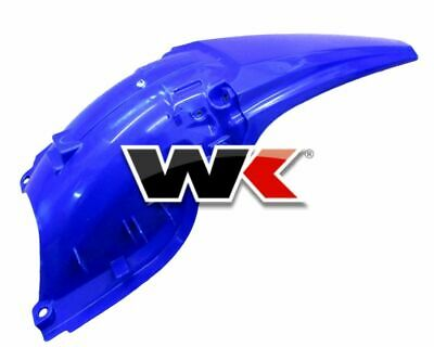 Genuine WK White Knuckle RX 450 Rear Fender BLUE