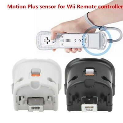 Motion Plus Accelerator Adapter für Nintendo Wii Konsole Remote Controller Kit
