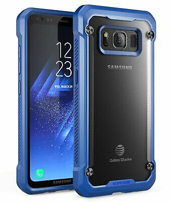 For Samsung Galaxy S8 / S8+ Plus / S8 Active Case, SUPCASE Protective Slim Cover