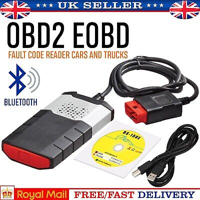 2015R3 VCI OBD2 Diagnostic Tool Scanning Apparatus Software For Car