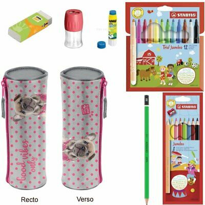 """Trousse garnie """"Good vibes only"""" - Spécial Maternelle"""