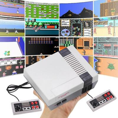 Nes Built In 620 Games AV Out Mini Classic EditionVideo Game Console 8 Pcs