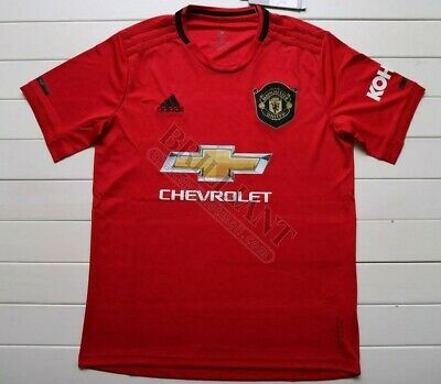 Manchester United 19/20 Home Jersey BRAND NEW ALL SIZES AVAILABLE