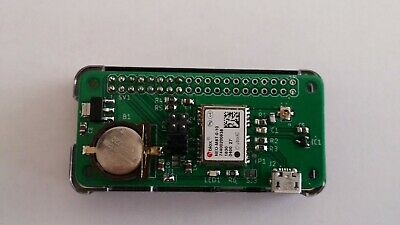 RTK GNSS RECEIVER  Ublox M8T RTK Ready centimeter Accurate HAT for Raspberry Pi