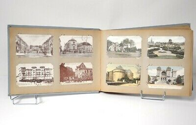 Album 287 Cards Postcards CPA Collection Brittany Landmarks Cities War