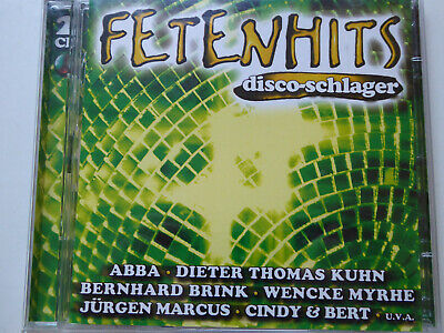 VARIOUS # Fetenhits - Disco-Schlager # NM (2CD)