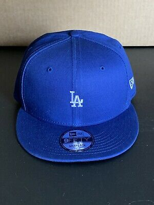 85890e88 NEW ERA LOS Angeles Dodgers LA Anniversary Side Patch Snapback Hat ...