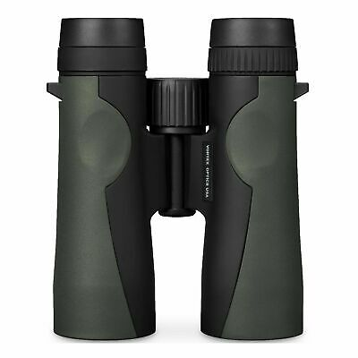 Vortex Waterproof Binoculars Forest Green Optics CF-4302 Crossfire 10x42 New