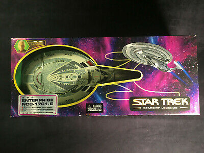 "Star Trek Enterprise NCC-1701-E - 18"" Art Asylum Legends - nuovo"