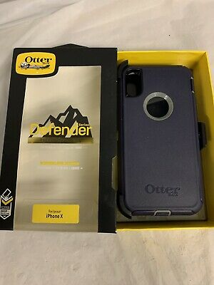 OtterBox Defender Series Case & Holster for iPhone Xs and iPhone X 10