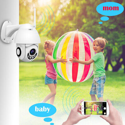 2019 Telecamera Ptz 1080P Full Hd Esterna Ip Camera Motorizzata Ir Wifi Webcam