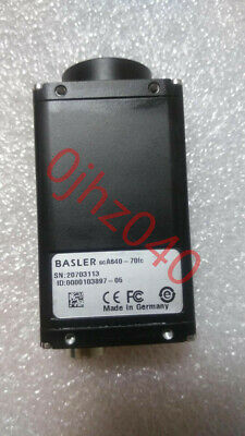 1PC used BASLER scA640-70fc Industrial camera tested