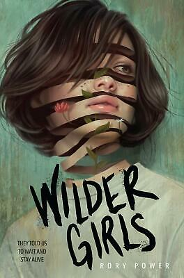 Wilder Girls by Rory Power Teen & Young Adult Girls & Women Fiction Hardcover