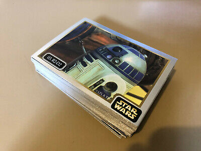 Star Wars - Epsiode 1 - Silver Chase Trading Card BULK Lot of 80 - Ikon - NM