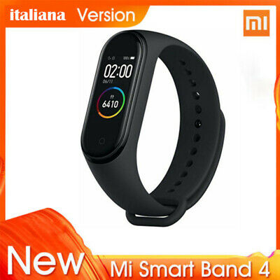 XIAOMI Mi Band 4 Smart Bracciale frequenza cardiaca Fitness Tracker