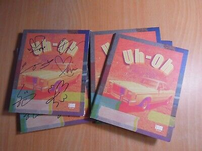 (G)I-DLE - Uh-Oh (Digital Single) with Autographed (Signed)