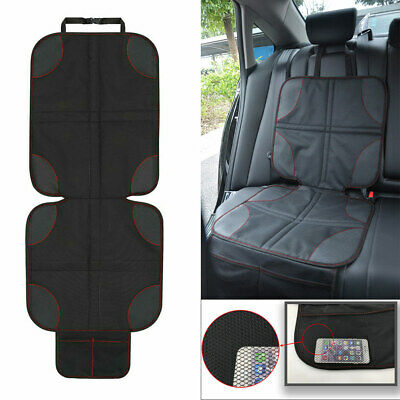 Infant Child Car Seat Cover Protector Pad Cushion Nonslip Waterproof Kids Black