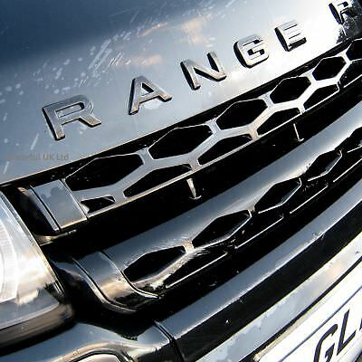 Gloss Black front grille for Range Rover Evoque Pure Prestige Dynamic NEW