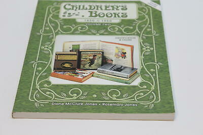 Collector's Guide to Children's Books, 1850-1950:  I.D. & Values, Volume 2