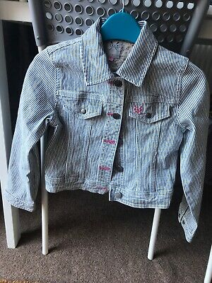 Girls Denim Jacket - Age 7